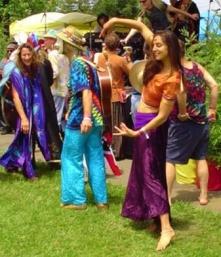 Community Dancer- Taken by San Aset