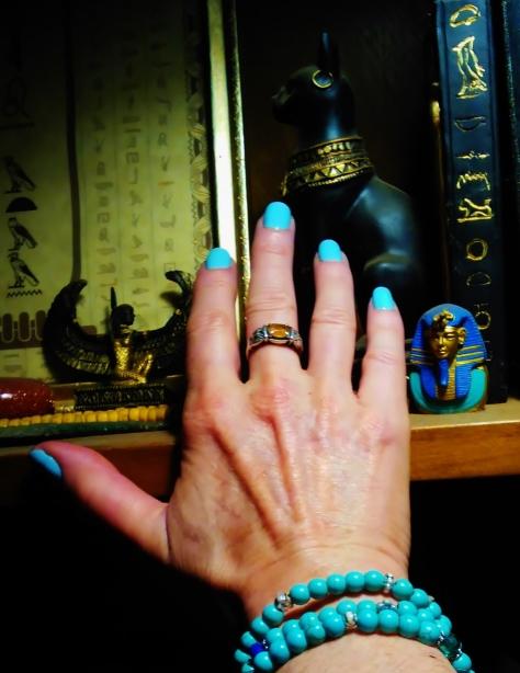 Ritual Hand