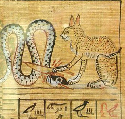 Cat-Ancient-Egypt-672-525-BC-Worcester-Art-Museum-by-Travis-Simpkins-papyrus