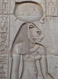 Feast Day of Sekhmet and Bastet