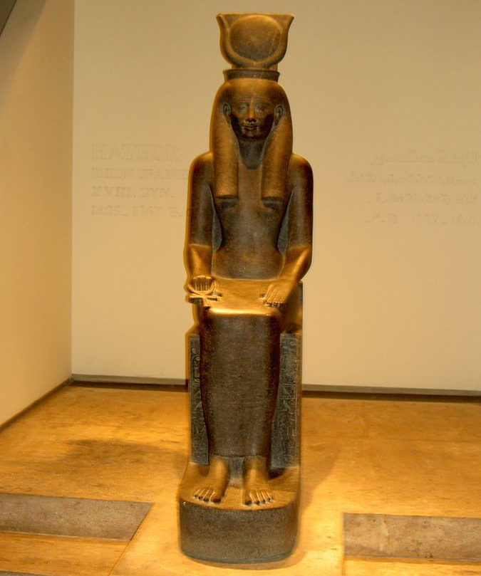 The Five Gifts ofHathor