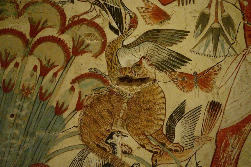 Cat,_Tomb_of_Nebamun