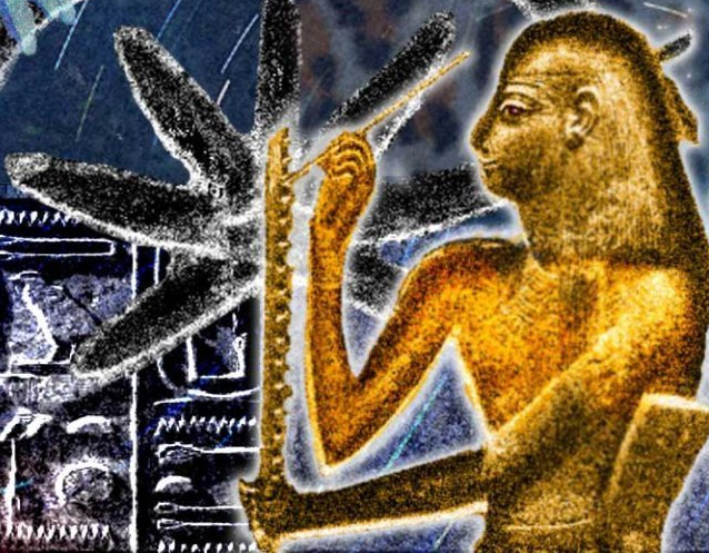 Seshat and the Tree Spirits