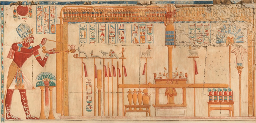"""Fragrance of the Gods"" Incense in Ancient Egypt"