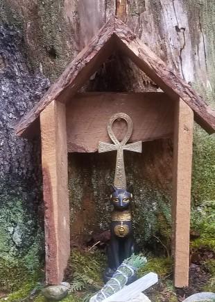 Modoc Shrine