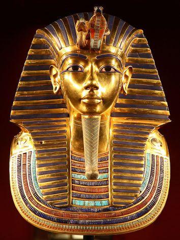 TutankhamunMaskUraeus