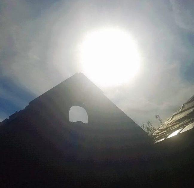 The God of the Sun, Aten the SolarDisk