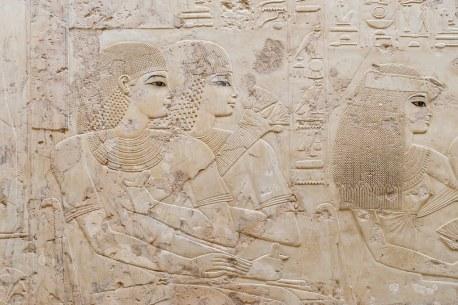 Ramose Theban Tomb TT55