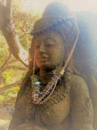 Goddess and herb bundles