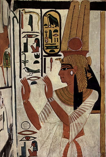 hieroglyphics-goddess-queen-pharaonic-royalty-free-thumbnail