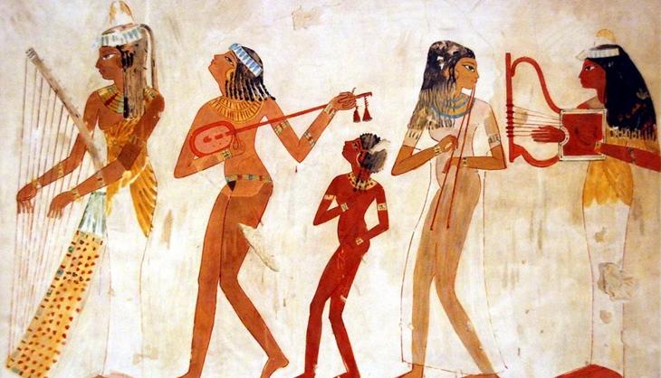 Goddess Hathor: Hymn to the Lady ofDance